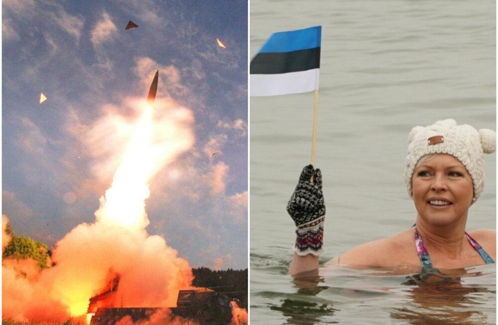 ЛУЧШЕЕ ЗА ЗИМУ: Ракеты на Питер, плавающая Эвелин, мальчик-мумия, насилие над роботом-курьером и не только