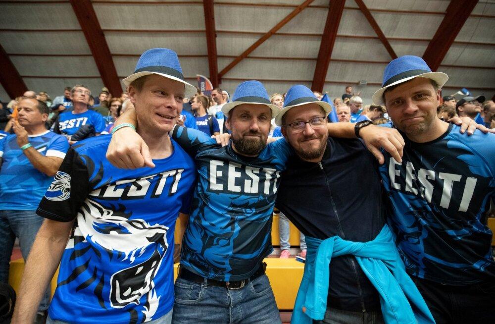 Eesti vs Holland 17.09.2019