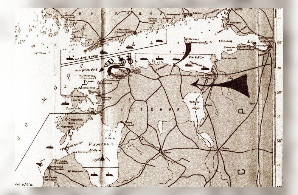 Seda kõike lugesid britid oma ajalehtedest Eesti okupeerimise kohta 1940. aasta juunis-juulis