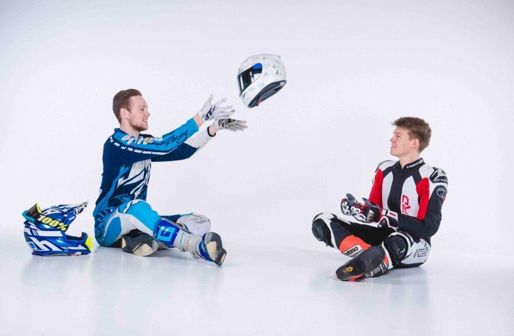 Kevin Saar ja Hannes Soomer.