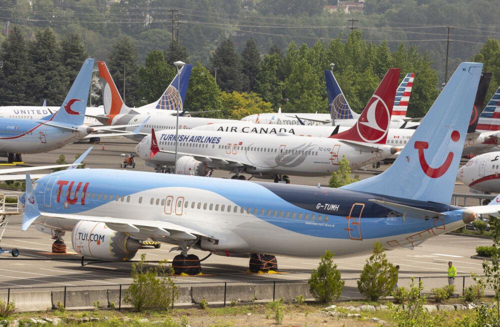 Boeing обнаружил 148 дефектных деталей в своих самолетах