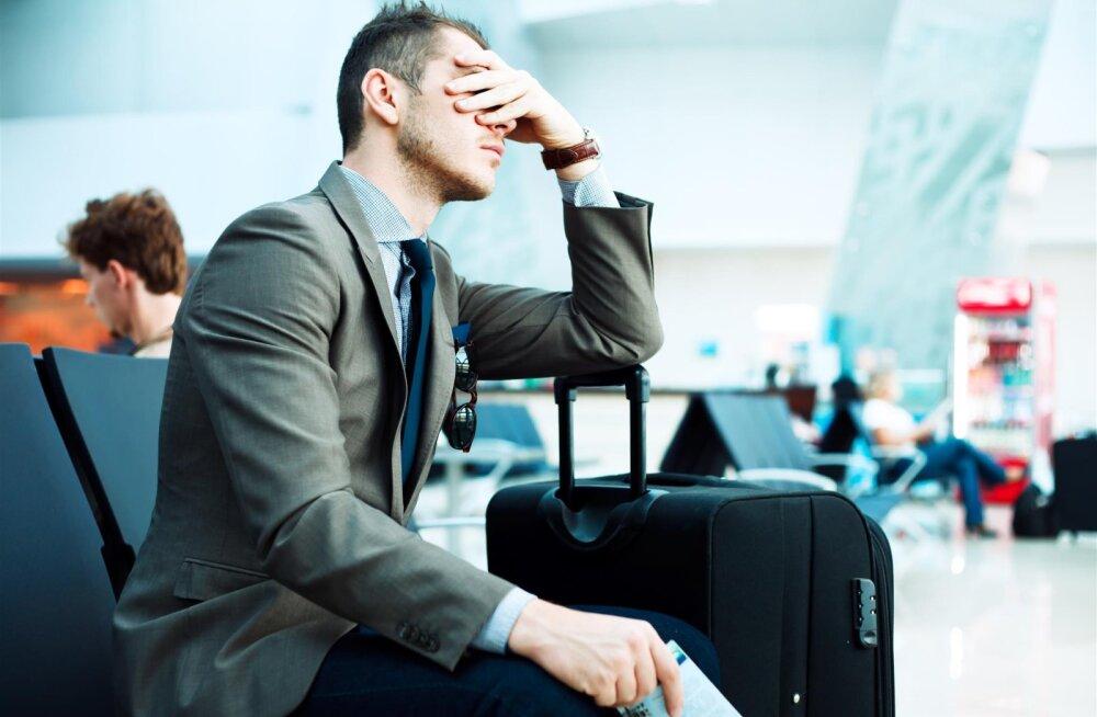 Neli tundi ootamist lennujaamas, suured piirangud lennukis, ülikallis kindlustus — kas selline saabki olema reisimise tulevik?