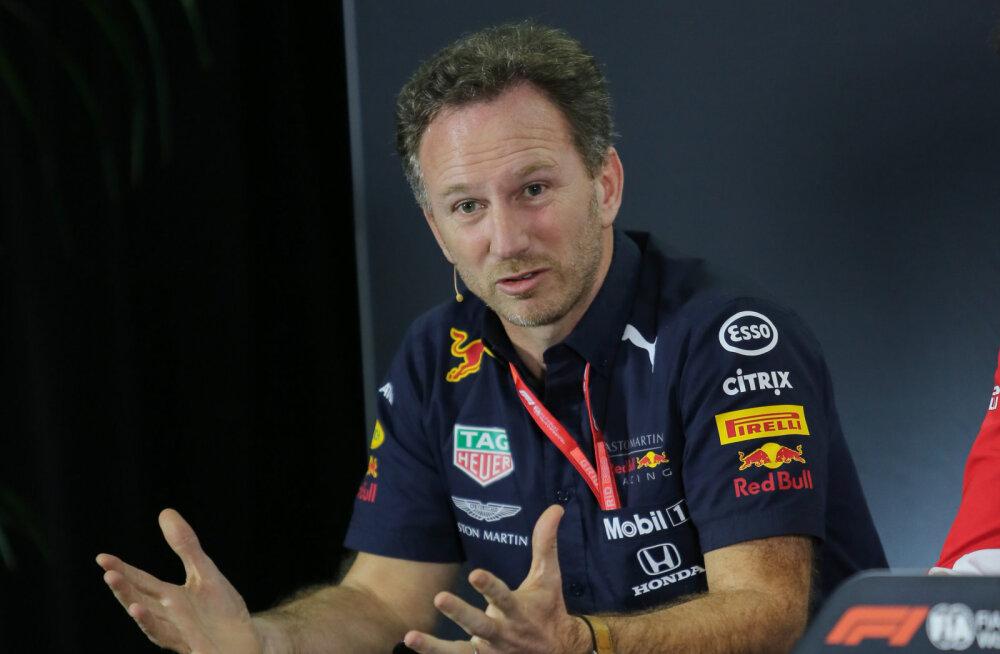 Red Bulli pealik: rohkem tiime tähendaks lihtsalt rohkem autosid, kellele ringiga pähe teha