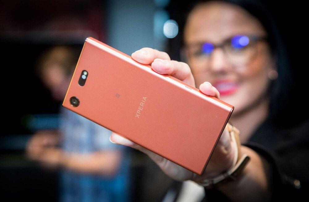 ÜLEVAADE   Sony nutitelefonid Xperia XZ Premium, XZ1 ja XZ1 Compact: häid ideid on, aga kõik viimistlemata
