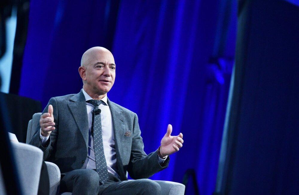 Bezose lahutus tõi maailma uue esimiljardäri