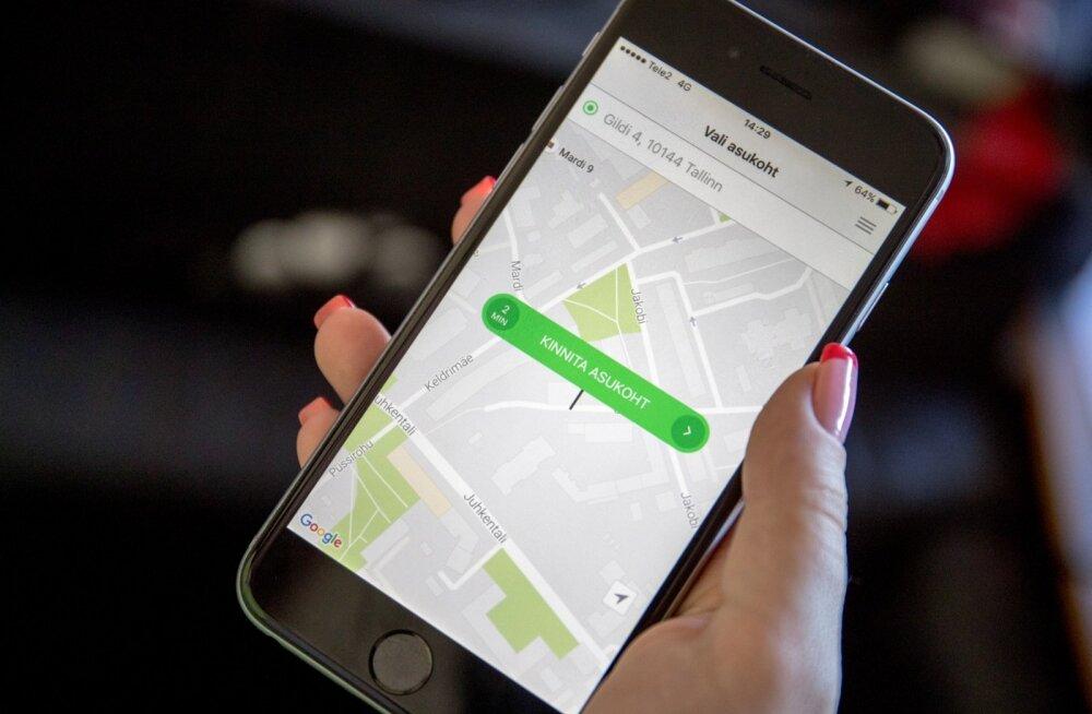 167fc4659f4 Taxify ühendab privaatjuhid ja taksod Tallinna suurimaks autopargiks ...