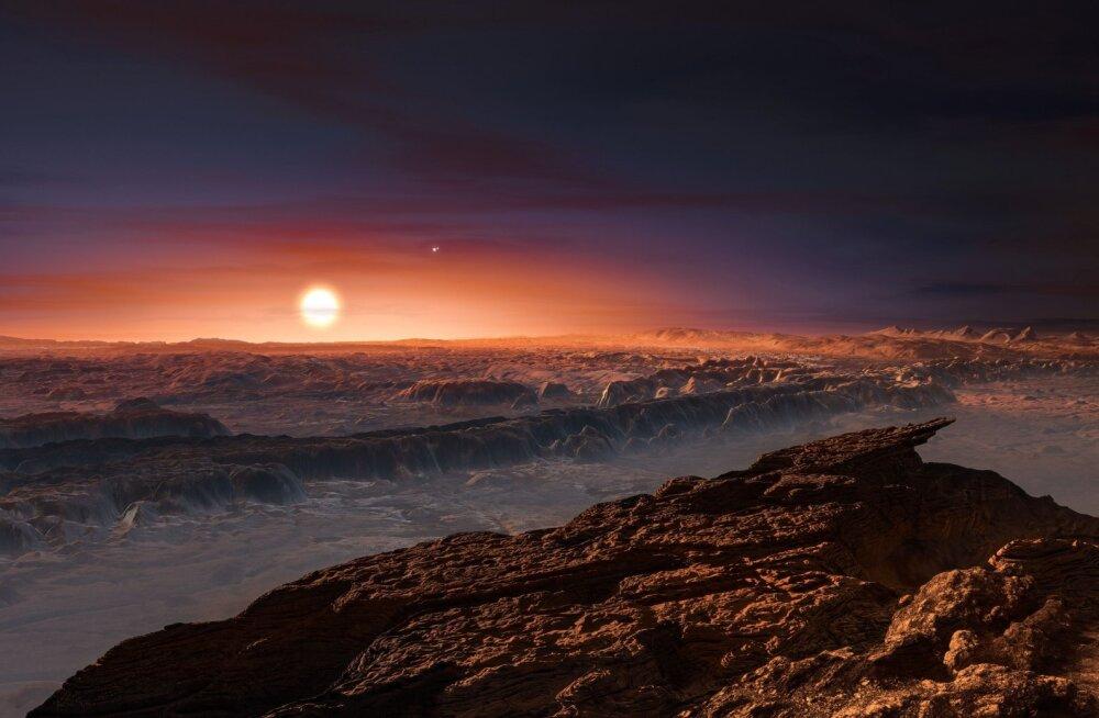 """Teadlased avastasid meie lähedalt """"super-Maa"""""""