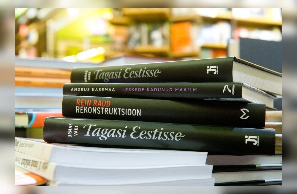 Eesti kirjanike teosed
