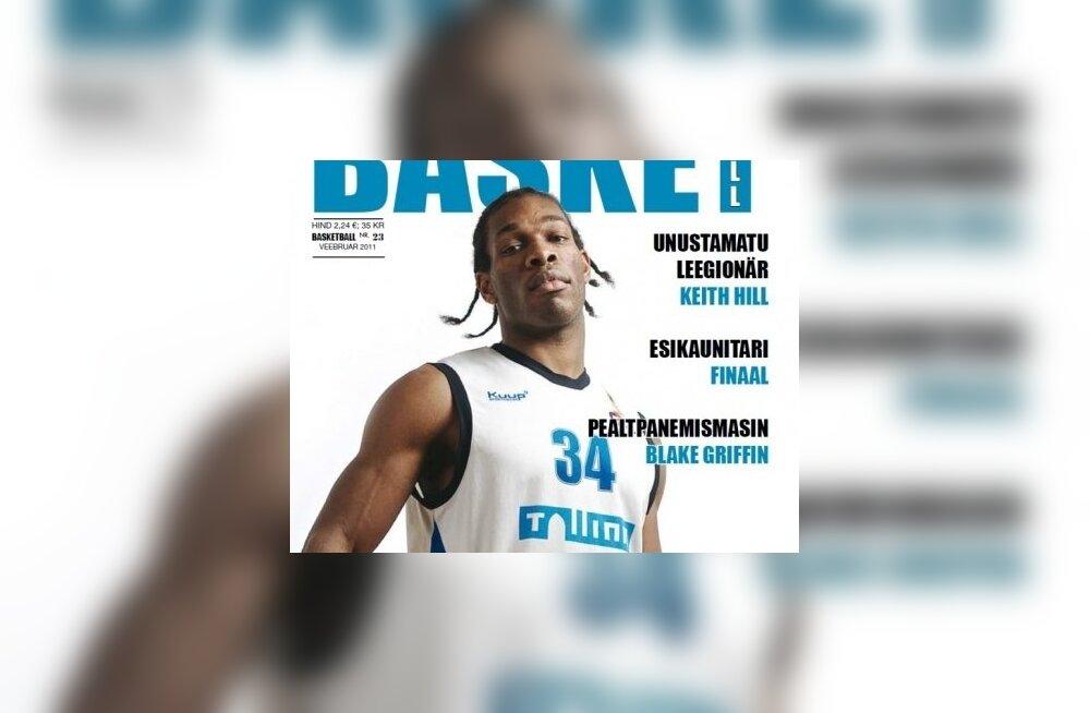 Ajakiri Basketball, veebruar 2011