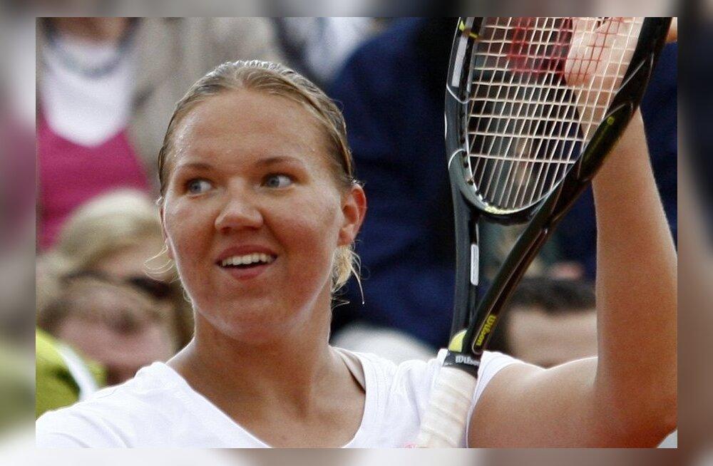 TUBLI! Kaia Kanepi pääses Wimbledonis kolmandasse ringi!
