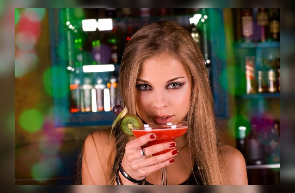 naine joob