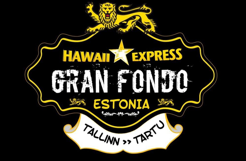 Esimene Hawaii Express Gran Fondo Estonia - Ela kaasa suurele jalgrattasõidule Tallinnast Tartusse