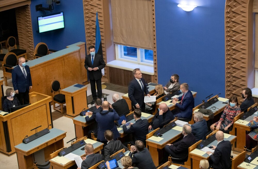 Riigikogu 7.12.2020