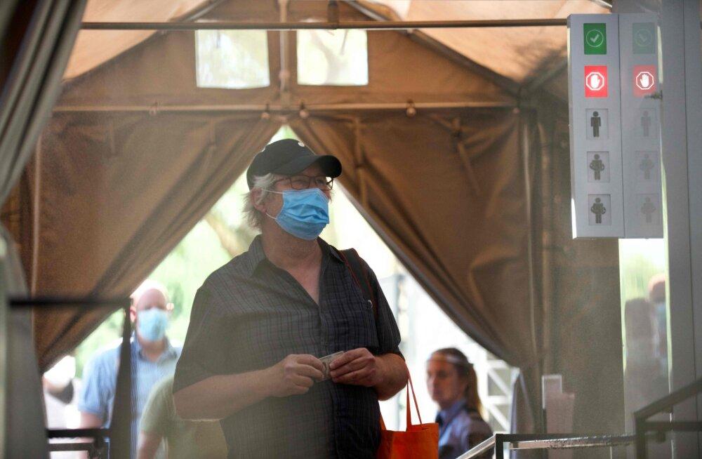 Poola teatas rekordarvust uutest COVID-19 juhtudest. Ööpäevaga lisandus üle 650 nakatunu