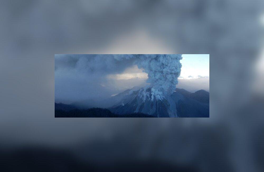 Üleilmse väljasuremislaine põhjustas Hiina vulkaan?