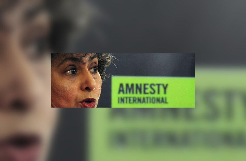 Amnesty: kriis soodustab inimõigusterikkumisi