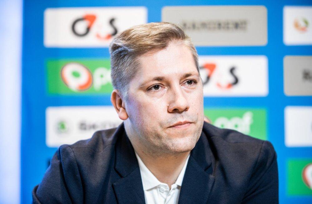 Keio Kuhi loodab, et Eesti ja Läti ühine liiga jääb püsima.