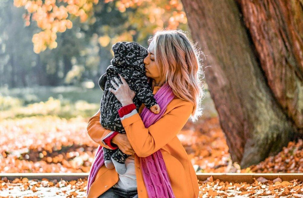 Teele Viira emadusest | Mind muserdas, kui köik ei olnud ideaalne