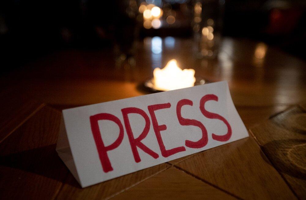 В рейтинге свободы СМИ Эстония отступила на три позиции