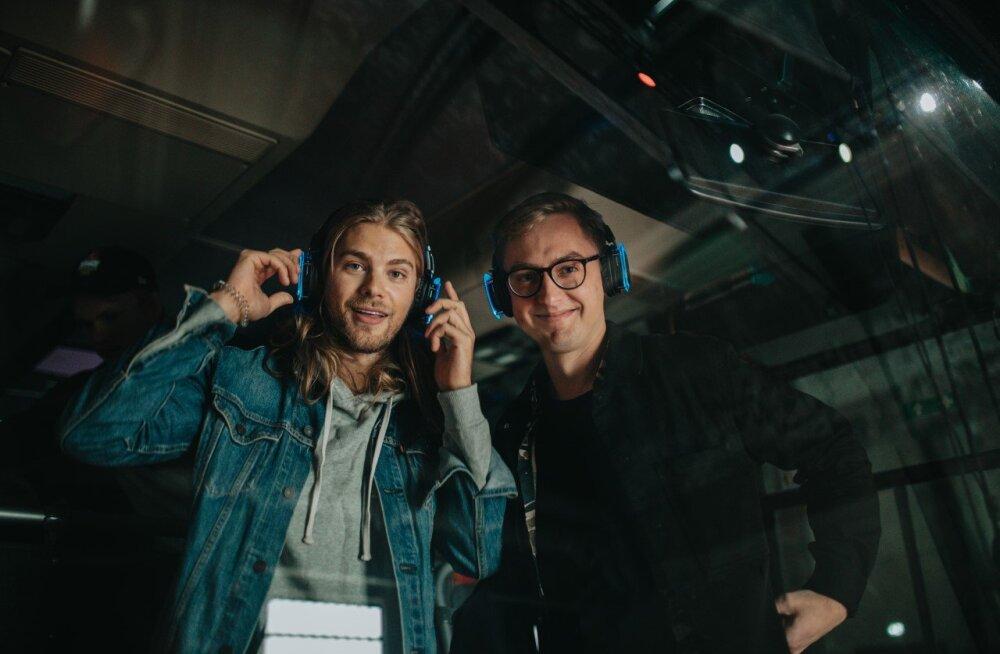 VÄÄRT PIDU | Daniel Levi ja Sander Mölder annavad täna oma esimese ühise kontserdi
