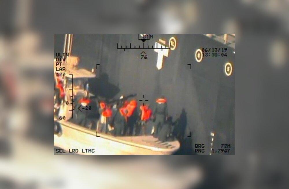Omaani lahe tankerirünnak