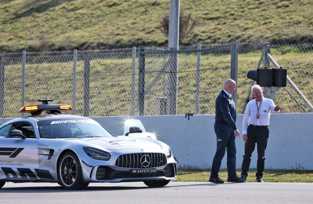 Vettel ootamatult lahkunud F1 võistlusdirektorist: kõndisin temaga alles eile rada läbi