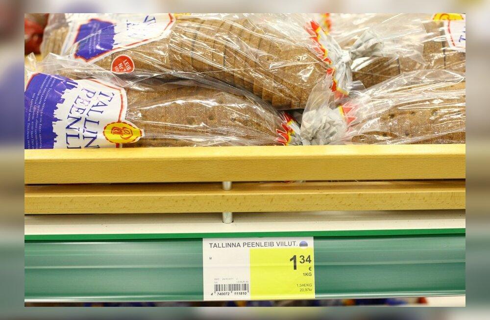 Riik ei mõista enda tehtud toiduseadust
