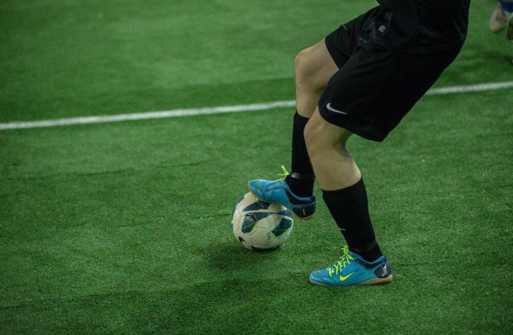Aastalõputurniiril Jalgpalliliidu ja Spordiajakirjanike kohtumine