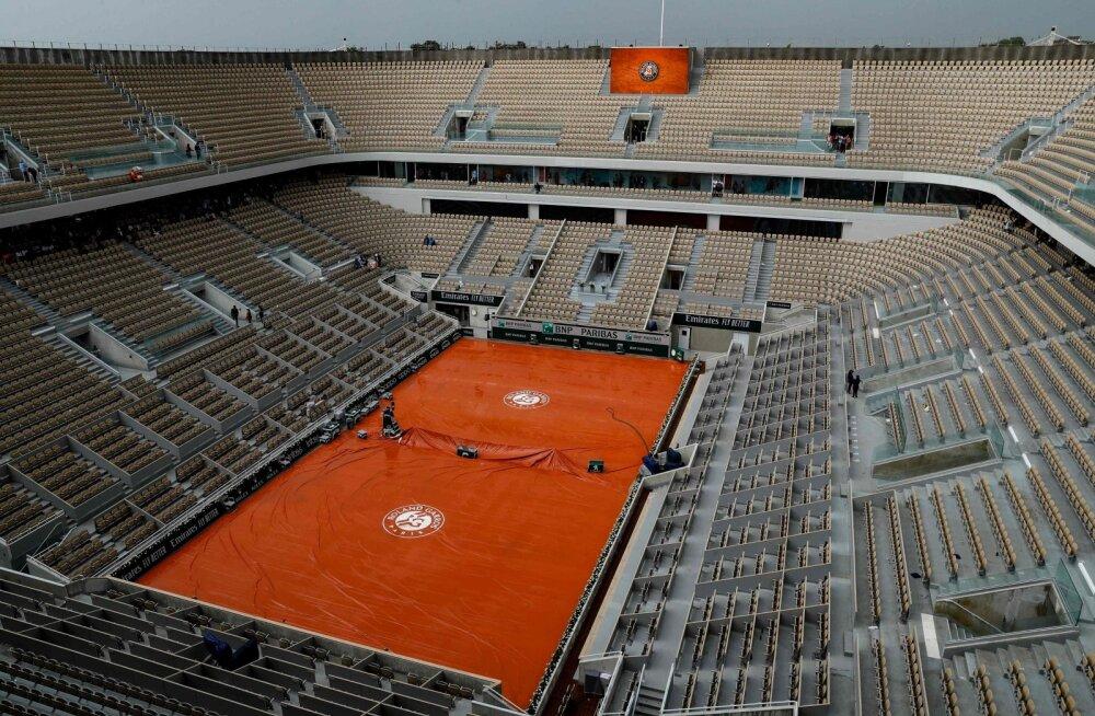 Liivahooaja tippsündmus French Open lükati kevadest sügisesse.