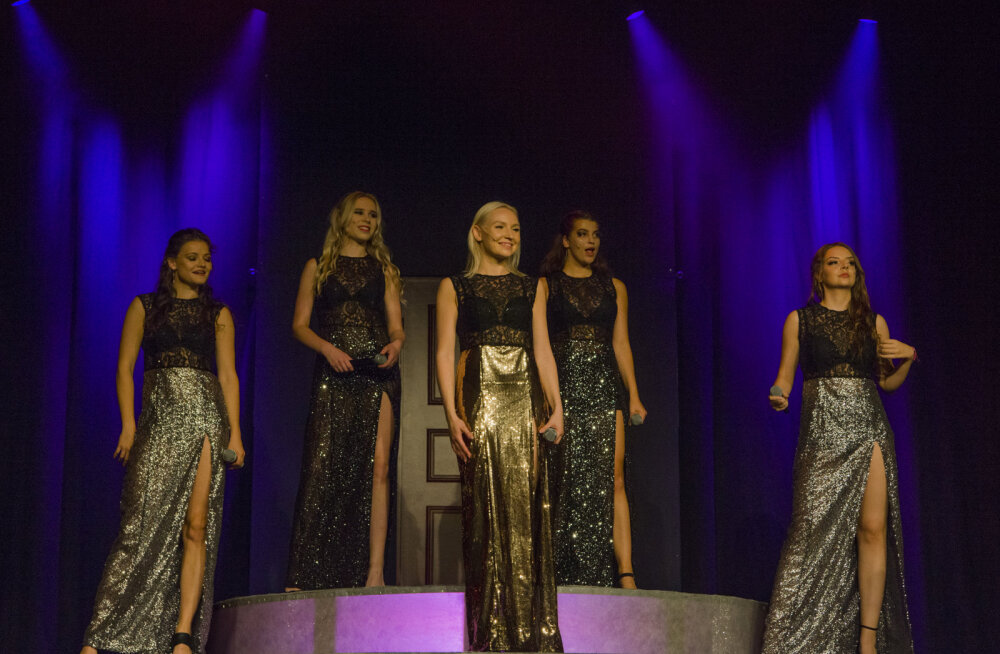 Hoia alt, La La Ladies! Kokku pandi uus kuum tüdrukutebänd, mille liikmeteks on mitmed tuntud lauljannad