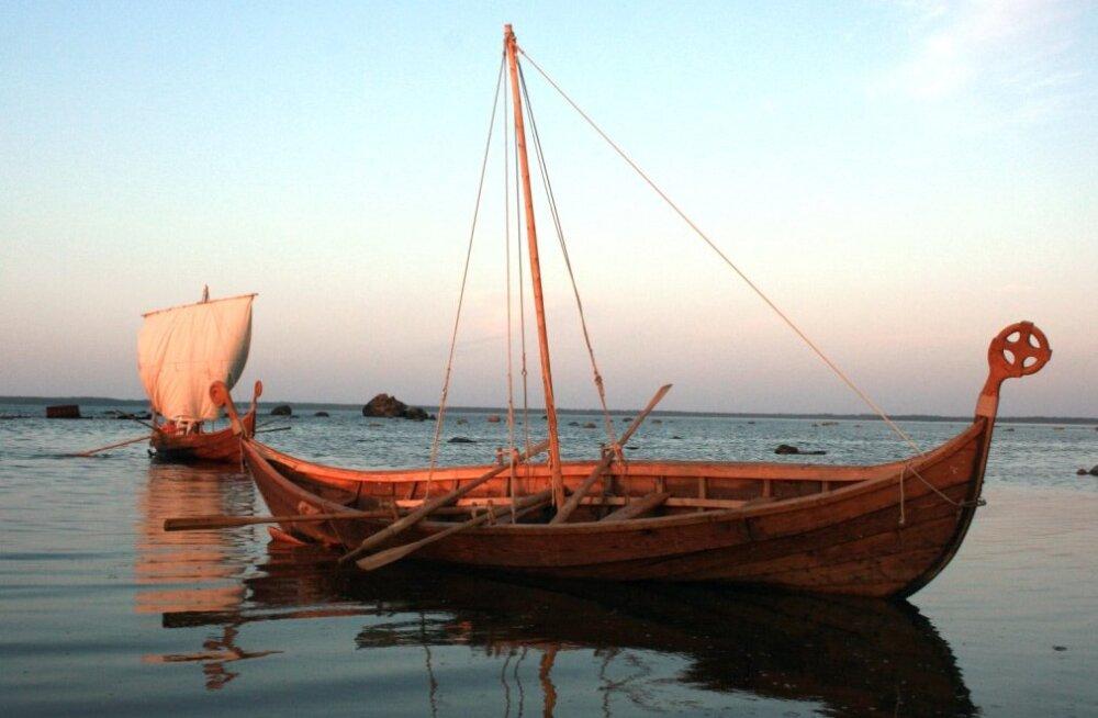 В Пирита будет построен корабль викингов