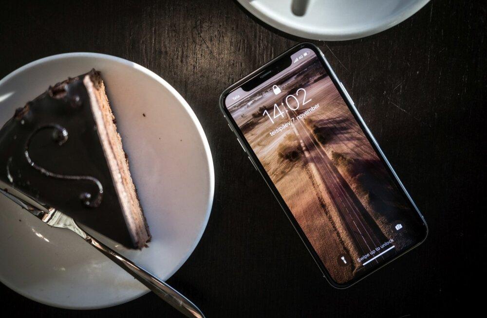 iPhone X on küll suurepärane telefon, ent üle tuhande euro ulatuvat hinda see siiski väärt pole.
