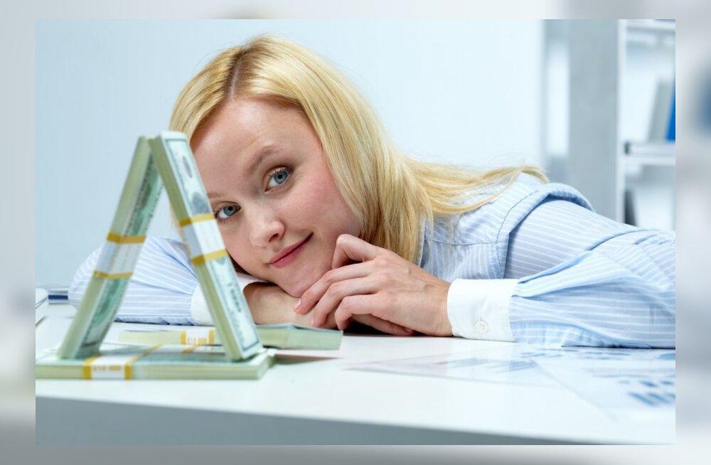Jõukuse psühholoogia: kuidas raha käitumist ja mõtlemist mõjutab