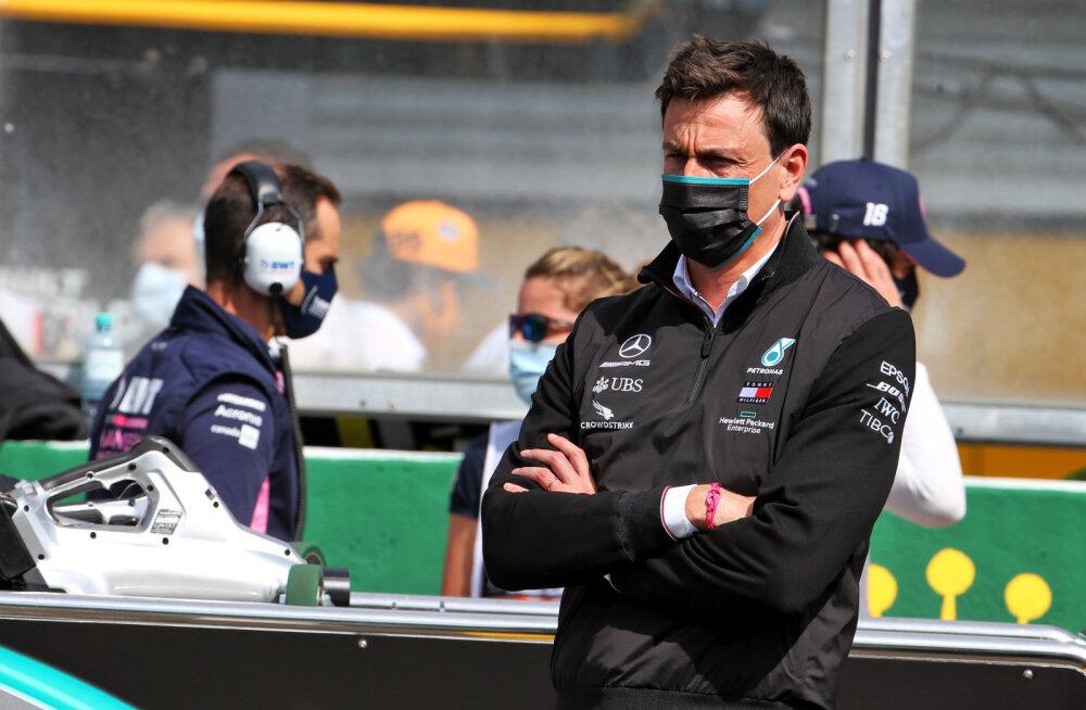 Mercedese boss: kehv päev meile, aga võit kogu F1 sarjale