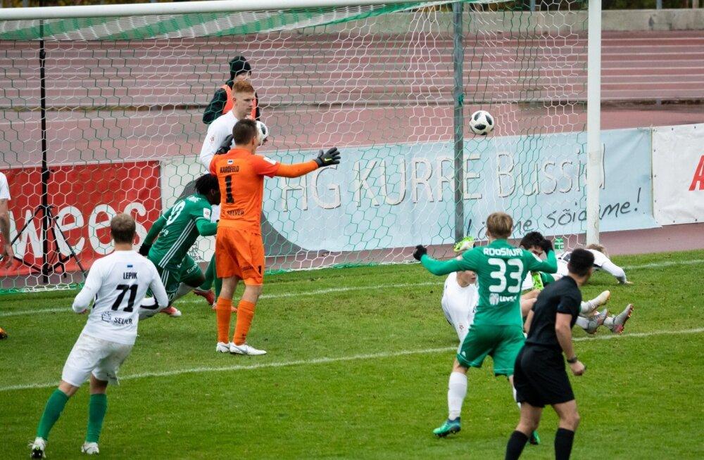 FC Levadia vs FC Flora