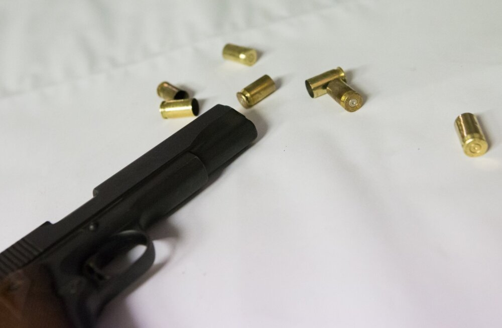 Relv. Pilt on illustratiivne.