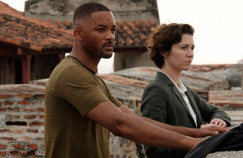 """Will Smithi uus film """"Kaksikmees"""" linastub Eesti kinodes kõrge kaadrisagedusega uues 3D+ formaadis"""