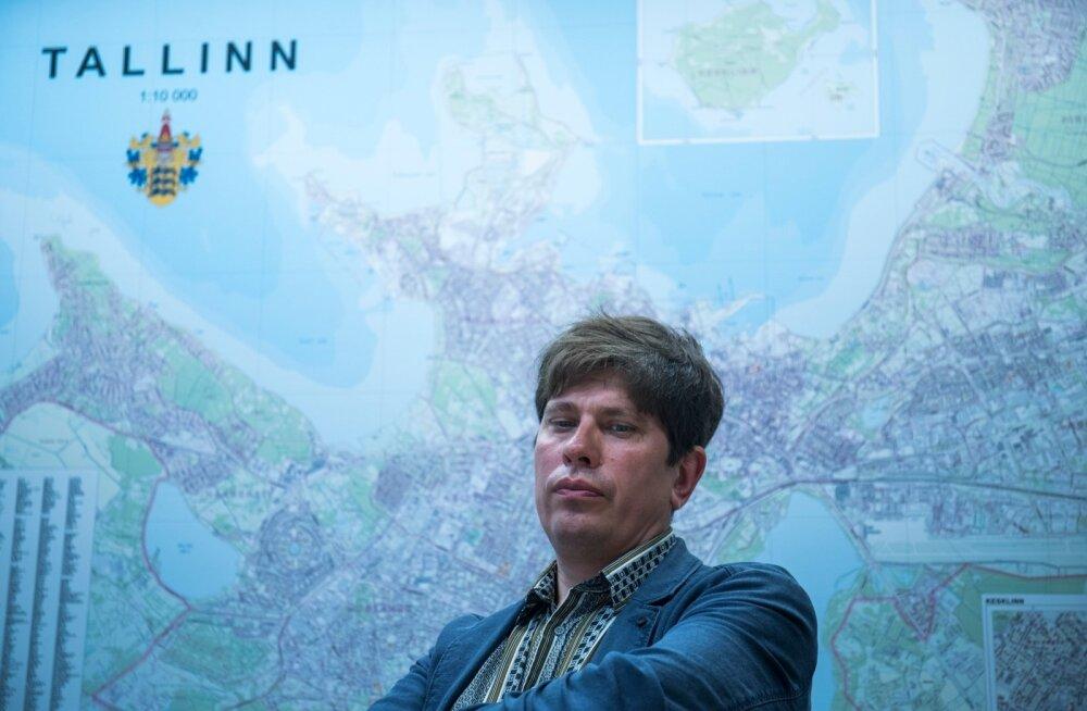 Tallinna peaarhitekt Endrik Mänd