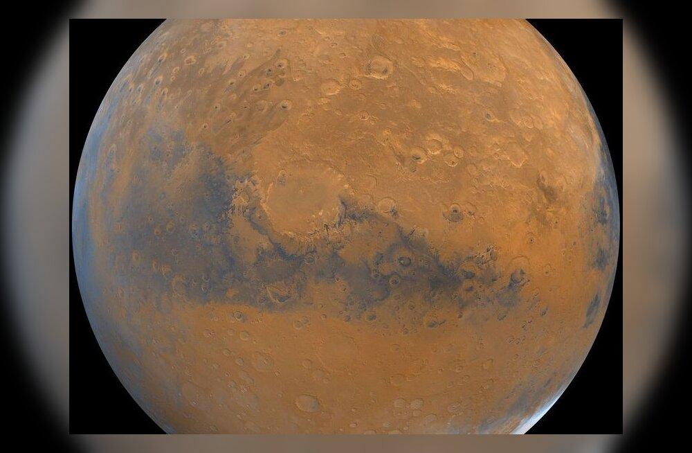 NASA kulgur leidis Marsil kunagi eluks sobinud tingimused