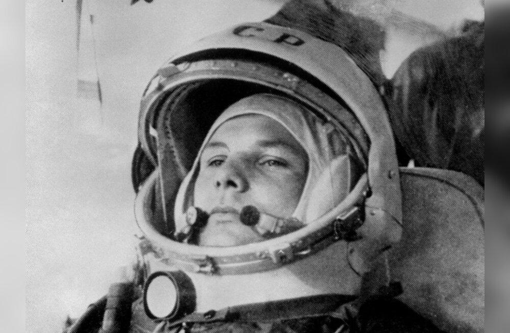 Raamat: Nõukogude Liit valetas Gagarini kosmoselennu kohta