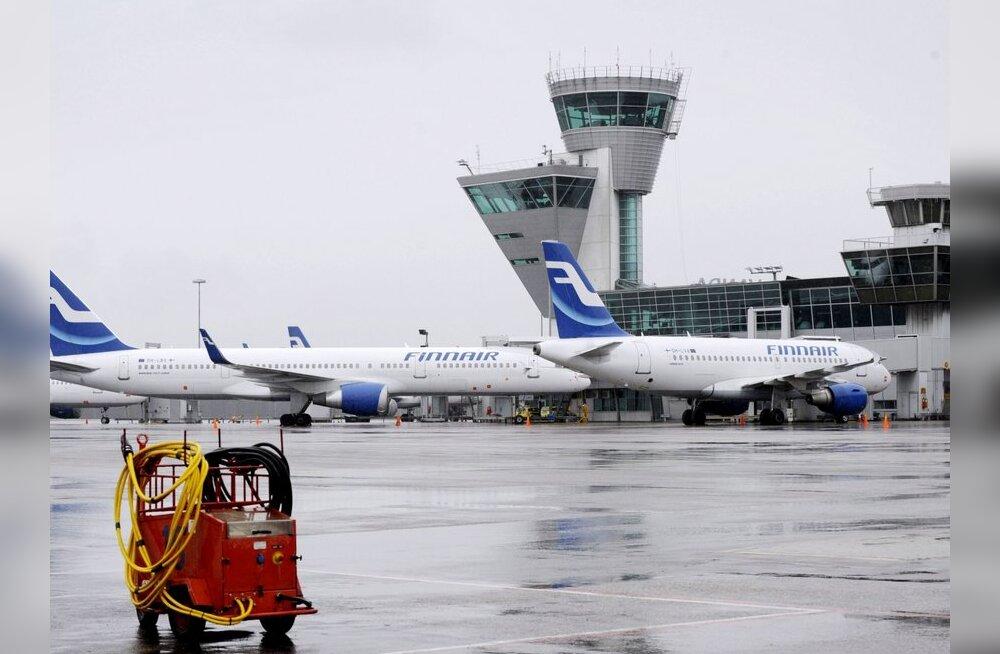 Vantaa lennujaamas püstitati uus reisijaterekord