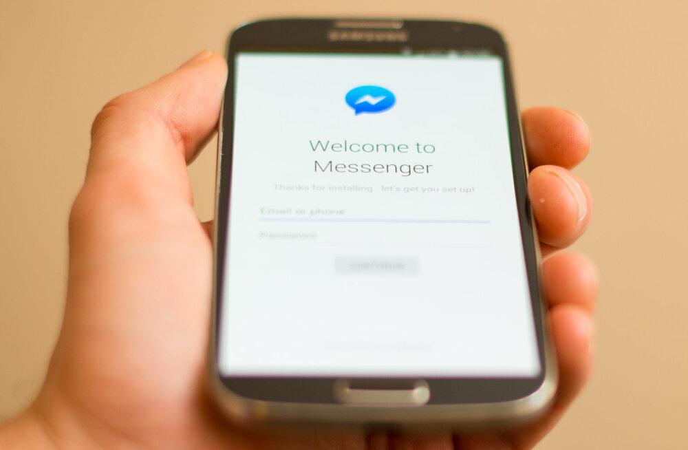 """Facebook hakkab lubama sõnumite """"tagasi võtmist"""", kuid seda ühe piiranguga"""