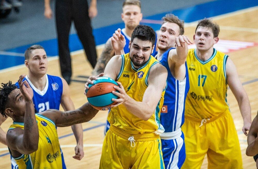 Kalev/Cramo - Astana