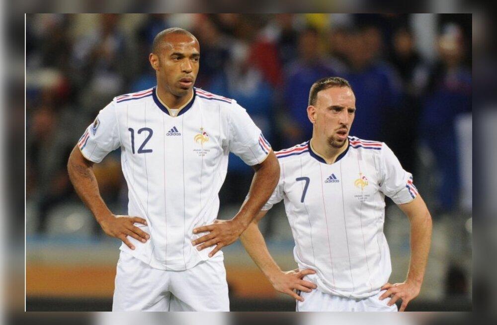 Henry ja Ribery
