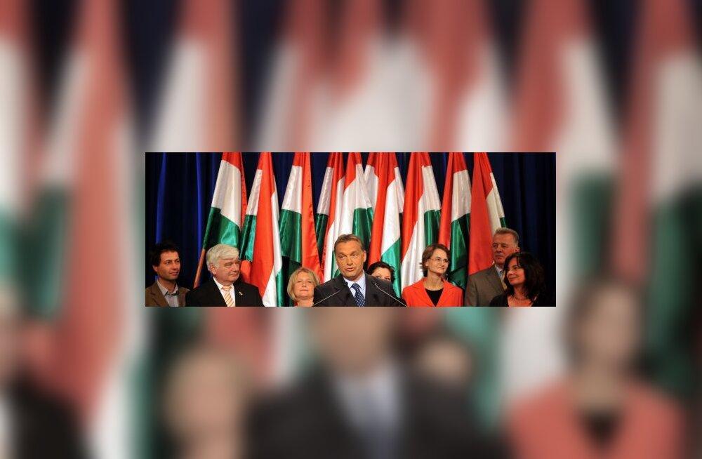 Ungarist pääses europarlamenti ka kurt saadik