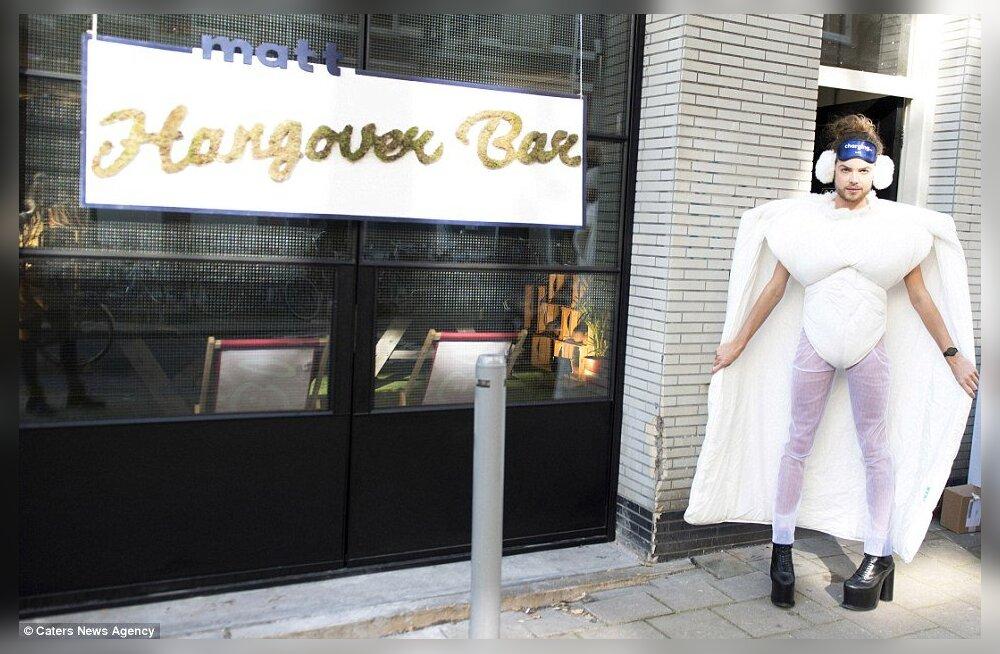 В Амстердаме открылся первый в мире похмельный бар