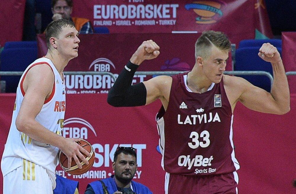 Läti korvpall