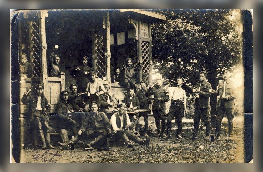 Tule ajalukku! | 1934: Endised sõdurid vallutavad Hiiumaa