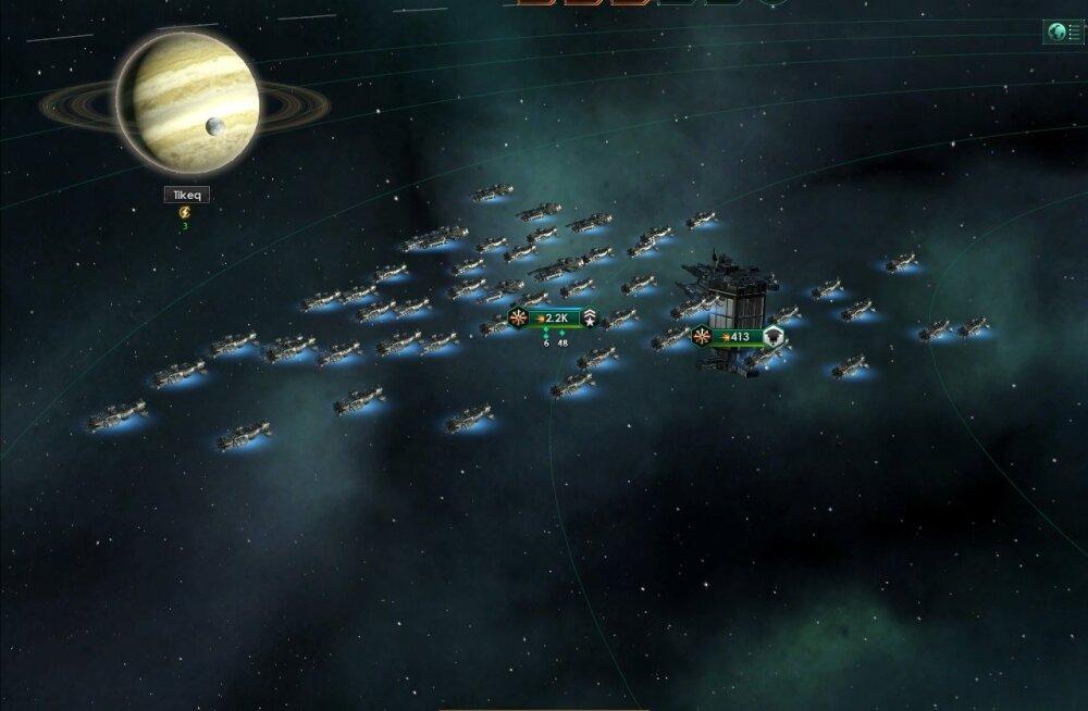 Forte mänguarvustus: Stellaris (PC) – tiba toores, kuid siiski vägev suutäis kosmosestrateegiat
