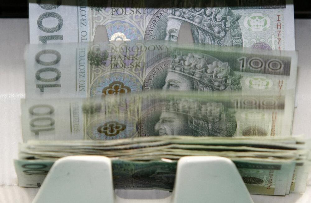 Eesti väikepank laienes Poolasse